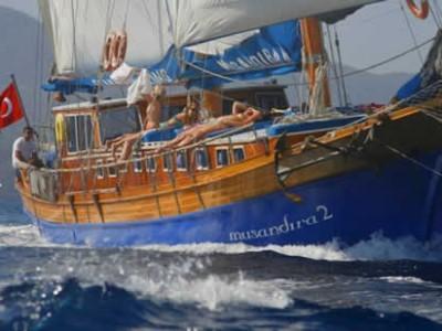 zonnigzeilen zeilvakantie zeilen blue cruise griekenland turkije (8)