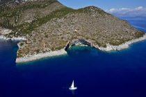 zeilvakantie Griekenland zeilen blue cruise Lefkas zakynthos kefalonia Ithaka preveza corfu Athene Ionian islands (87)