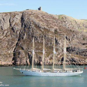 tall ship santa maria manuela zonnigzeilen (10)