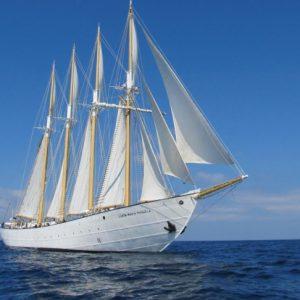 tall ship santa maria manuela zonnigzeilen (11)