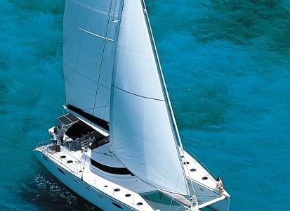 De schoonheid van de natuur ervaren op een super-de-luxe catamaran