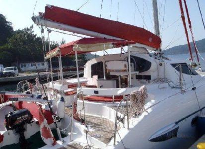 Zeilvakantie Turkije op een catamaran